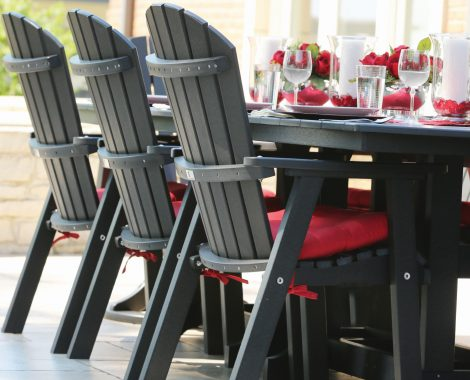Comfo Back Dining Chairs Lifestyle (Large)