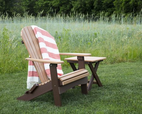 Folding Adirondack CD on CB (Large)